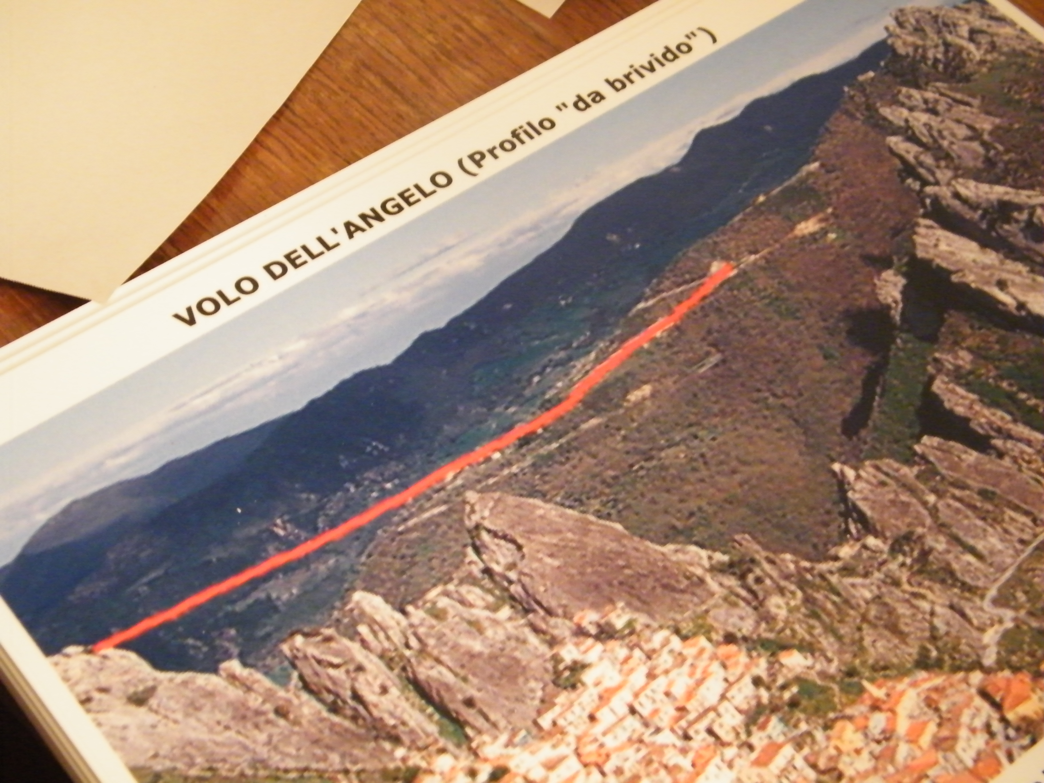 Volo dell'Angelo, pannello in forex con Braille, Progetto Welcome